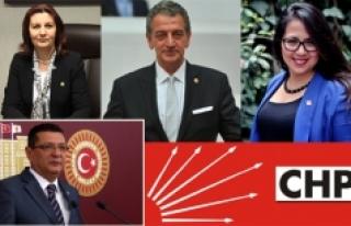CHP Heyeti Karaman'da