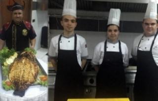 Grand Otel'in İstikbal Vaat Eden Aşçıları