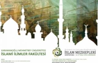 KMÜ'de İslam Mezhepleri Sempozyumu Yapılacak