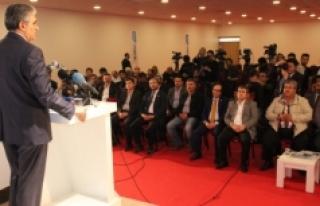TBMM Tarım Orman ve Köyişleri Komisyonu Başkanı...