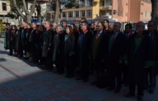 5 Nisan Avukatlar Günü Karaman'da Kutlandı