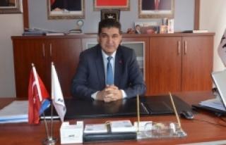 """AK Parti İl Başkanı Ünlü: """"Sürecin Sonuna..."""