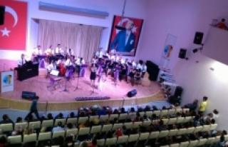 Güzel Sanatlar Lisesinden Muhteşem Konser