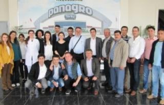 Karaman Süt Üretim Grubu Konya'ya HACCP Teknik...