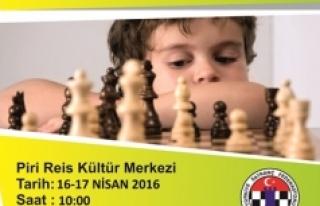 Karaman'da 23 Nisan Satranç Turnuvası Yapılacak