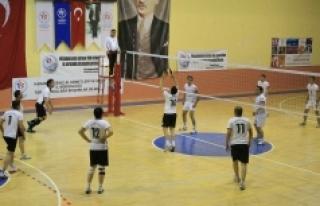 Karaman'da Kurumlar Arası Voleybol Turnuvası Yapılacak