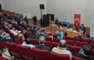 KMÜ'de Elma Paneli Düzenlendi