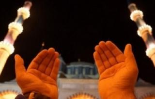 Bu Gece Dualarla Beratımızı İstiyoruz