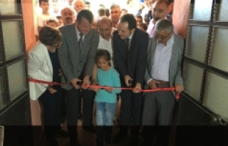 Ermenek'te Satranç Eğitim Merkezi Açıldı