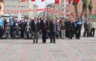 Geçlik Haftası Etkinlikleri Karaman'da Başladı