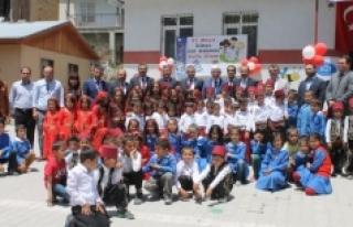 Güldere İlkokulunda Anasınıfı Açıldı