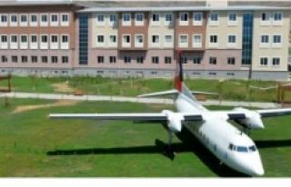 Havacılık Meslek Yüksek Okulu'nun Açılışı...