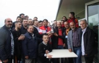 HOKAF Futbol Turnuvası Şampiyonu Masdatspor Oldu