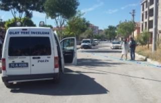 Karaman'da Silahlı Ve Sopalı Kavga: İki Yaralı