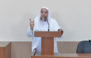 KMÜ, İslam Hukuku Profesörü Said Bekdaş'ı...