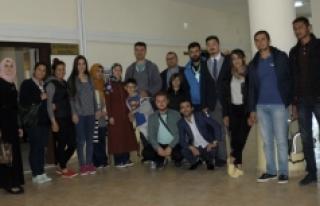 KMÜ KKMYO Öğrencilerinden Nevşehir'de Seminer...