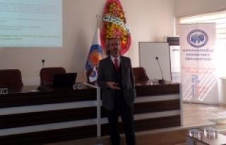 KMÜ ve OSB İşbirliğinde Turquality Eğitimi Düzenlendi