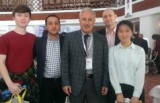 KMÜ, Bişkek'te Tanıtıldı
