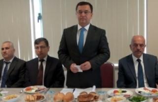 SGK İl Müdürü Fındık: Katettiğimiz Mesafeleri...