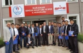 STK Ve Kurumlar Futbol Turnuvası 10 Mayıs'ta...