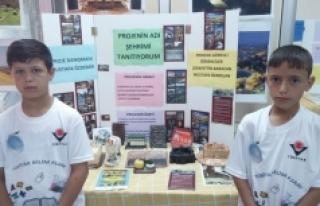Sudurağı Kasabasında TÜBİTAK 4006 Bilim Proje...