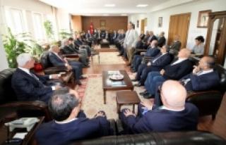 Türk Dünyası Mühendisler Ve Mimarlar Birliği...