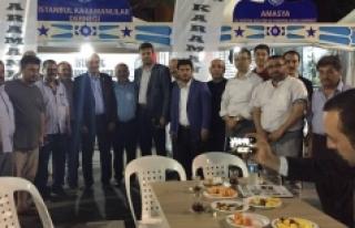 İstanbullular, Karamanlıların Çayını İçmeye...