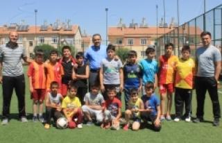 Kısacık: Karamanlı Çocukları Spor Dolu Bir Yaz...