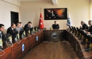 KMÜ'de Unikop Stratejik Planlama Kurul Toplantısı...