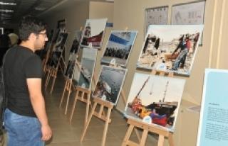 KMÜ'de Mavi Marmara Sergisi Ve Belgeseli
