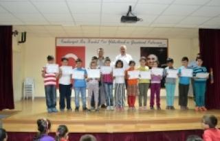 SGK, İlkokul Öğrencilerini Bilgilendirdi