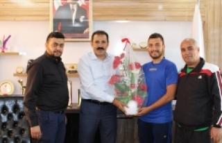 70 Larende Spor Kulübü'nden Kısacık'a Ziyaret