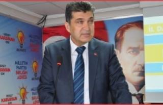 AK Parti İl Başkanı Ünlü, Terör Saldırılarını...