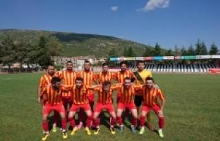 Karaman Belediyespor Ziraat Türkiye Kupası Maçına...