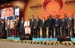Konya Gıda Ve Tarım Üniversitesi Törenle Eğitime...