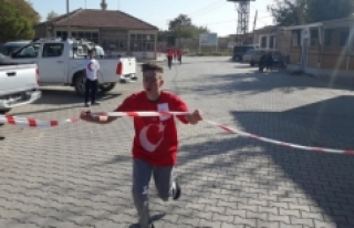 Kazımkarabekir'de Cumhuriyet İçin Koştular