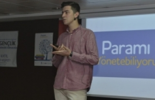 KMÜ'de Öğrencilere Finansal Eğitim Verildi