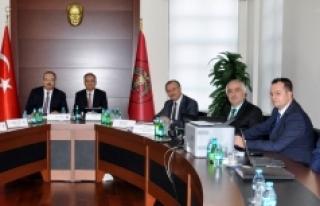 MEVKA Ekim Ayı Yönetim Kurulu Toplantısı Gerçekleştirildi