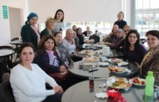 Türk Kadınlar Birliği Boş Durmuyor