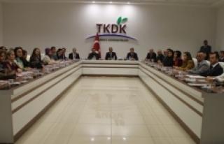 Vali Süleyman Tapsız, Rehberlik Öğretmenleriyle...