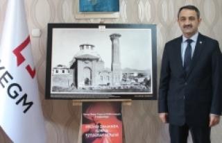 BYEGM'den Eski Konya Fotoğrafları Sergisi