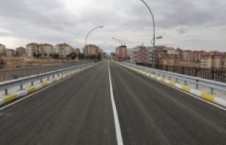 Doğukışla Köprülü Kavşağı Gelecek Hafta Trafiğe...