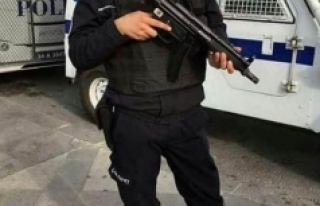 İstanbul'daki Hain Saldırıda Karamanlı Bir Polis...