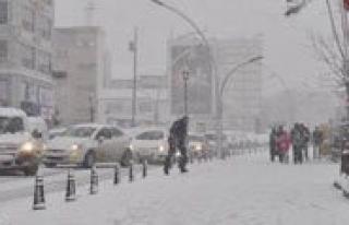 Emniyet'ten Sürücülere Kar Uyarisi