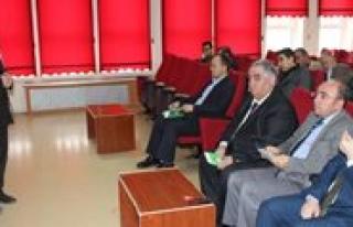Karaman'da Iyi Tarim Uygulamalari Yayginlastirilacak
