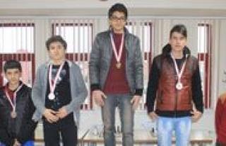 Yildizlar Ve Gençler Satranç Turnuvasi Sona Erdi