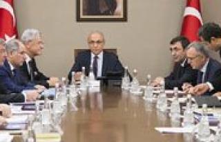 Reformlarin Koordinasyonu ve Izlenmesi Kurulu 10....