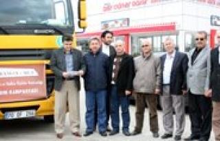 AK Parti Il Baskani Nazmi Ünlü; Gün Kardeslik Günüdür