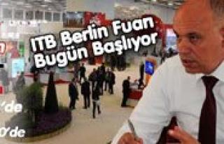 Baskan Çaliskan Berlin'den Canli Yayinla Karaman'i...