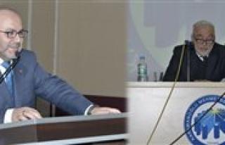 KMÜ'de Mehmet Akif Ersoy Konferansla Anildi